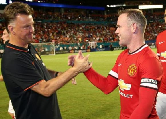 Rooney and LVG