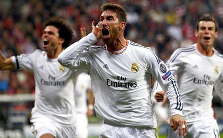 Ramos Real Madrid