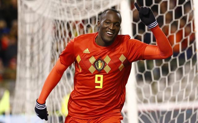 Lukaku Belgium