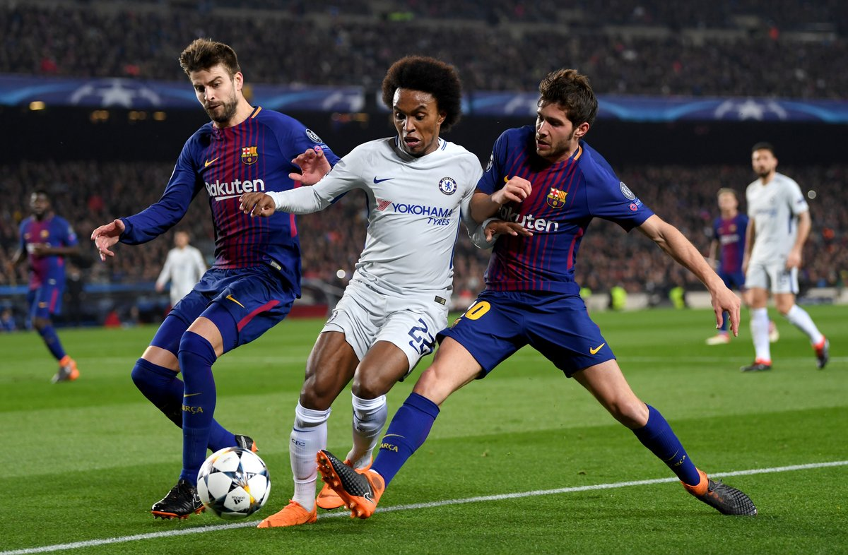 Messi Chelsea 3
