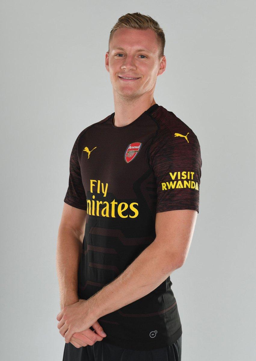 Bernd Leno Arsenal Jersey 2018