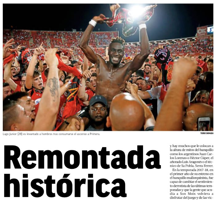 Mallorca Deportivo Headlines